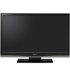 "SHARP LC-46A65M 46"" MULTI-SYSTEM LCD TV FOR 110-240 VOLTS"