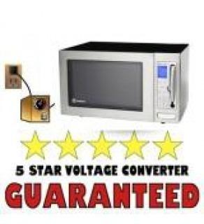 Microwave Voltage Converter Transformer Kit For 110 or 220 VOLTS