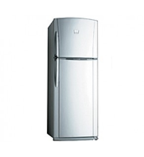 TOSHIBA 17 Cu.Ft GRH-48SET TOP MOUNT REFRIGERATOR FOR 220 VOLTS