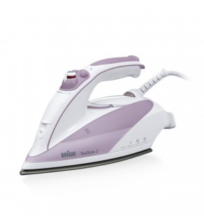 Braun TS-505 TexStyle 5 Steam Iron 220 Volts