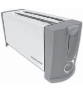 Black & Decker ET-104 Automatic Pop-Up 4 Slice Bread Toaster FOR 220 VOLTS