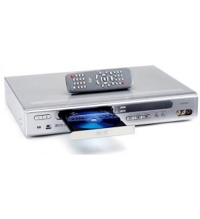 Region Code Free DVD +R-RW Recorder, Records In Region ALL 80GB Hard Dirve With PAL-NTSC Converter