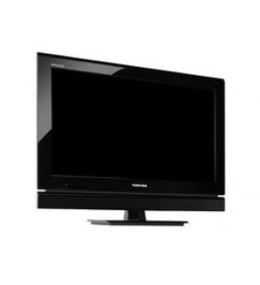 "Toshiba 24"" 24PB1 Multisystem LCD TV 110 220 Volts"