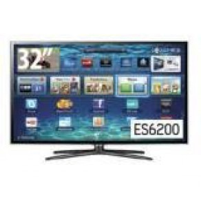 Samsung 32 Inch UA32ES6200 Full HD 3D Smart LED Multisystem TV 110 220 Volts