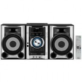 Sony MHCGZR5 Mini Hi-Fi System 110 220 Volts (Default)