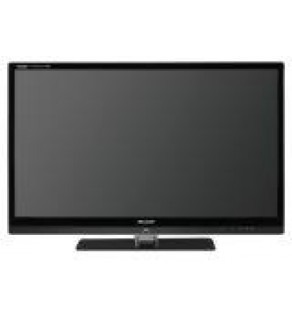 "Sharp 40"" LC40LE830M Quattron Multisystem 3D LED TV 110 220 Volts"