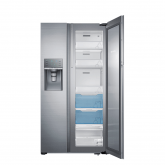 Samsung RH-77H90507F 28cu ft Side by Side Fridge 220 Volts