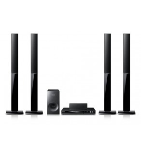 Samsung HT-E355K 5.1Ch Karaoke DVD Multi-system Home Entertainment System 110-240 Volts
