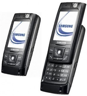 Samsung SGH-D820 Quad Band Unlocked Gsm Bluetooth Mobile Phone