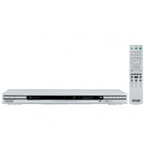 SONY DVP-NS51P REGION FREE DVD PLAYER FOR 110-240 VOLTS