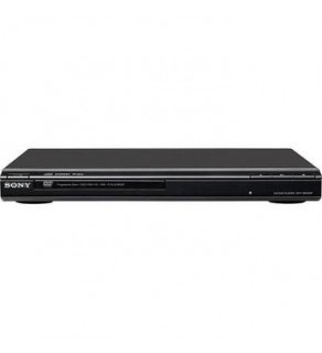 SONY DVP-SR200P REGION FREE DVD PLAYER FOR 110-240 VOLTS