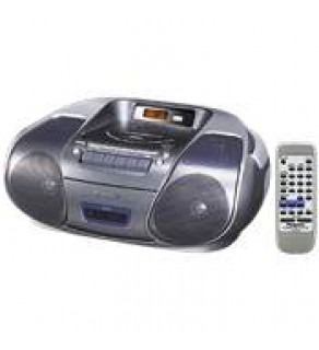PANASONIC Portable CD - Radio - Cassette Stereo