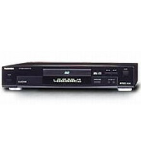 Toshiba SD-100X Region-free DVD Player