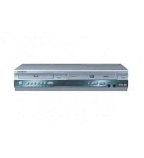 Samsung Region Code Free DVD & VCR Combo Karaoke