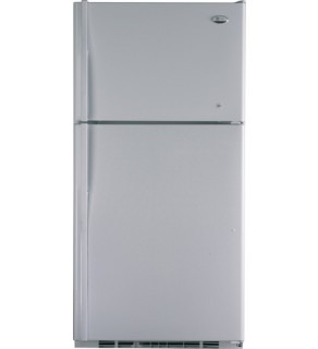 Ge 25 Cu.Ft Pte25Lbtww Top Mount Refrigerator 220 Volts
