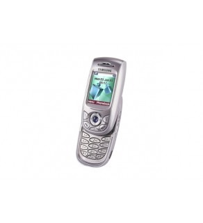 Samsung Dual Band Camera Sliding Phone