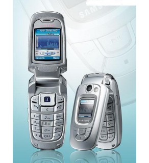 Samsung Triband Unlocked Bluetooth Camera Phone