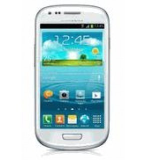 Samsung I8190 Galaxy S3 Mini Marble Whit Unlocked GSM Phone (Default)