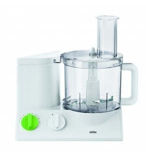 Braun FX-3010 TributeCollection Food Processor 220 Volts