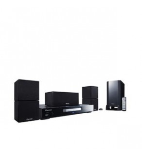 PIONEER HTZ-363 DVD ALL REGION CODE FREE DVD HOME THEATER SYSTEM