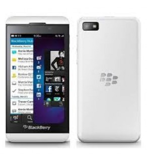 Blackberry Z10 Pure White Unlocked GSM Phone