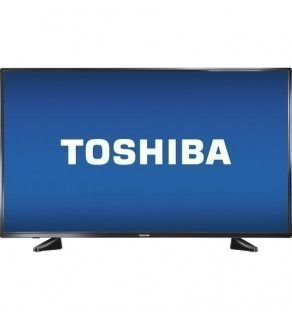 "Toshiba 43S2600 43"" Full HD Multi-System LED TV 220 Volts"