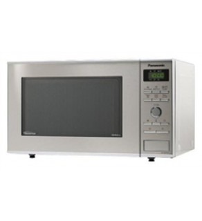 Panasonic NN-GD371 23 Liter Microwave Oven With Grill and Inverter Technology 220 Volts