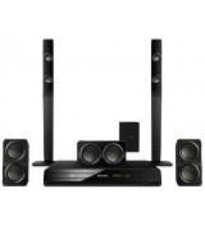 Philips HTS-3538 Region Free 5.1 Home Theater Systems with DVD FOR 110-220 VOLTS