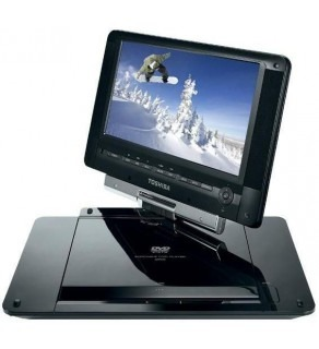 "Toshiba Sd-P94 9"" Portable Dvd Player 110 220 Volts"
