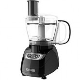 BLACK & DECKER 8-Cup Food Processor Black FP1700B