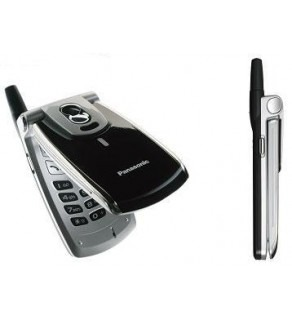 PANASONIC DUAL BAND CAMERA PHONE