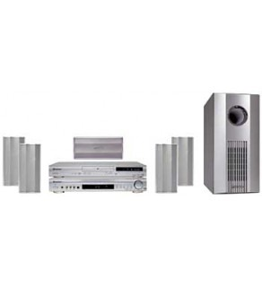Pioneer HTS-910DV DVD-CD-CDR-RW-MP-3 Home Theater System FOR 110-220 VOLTS