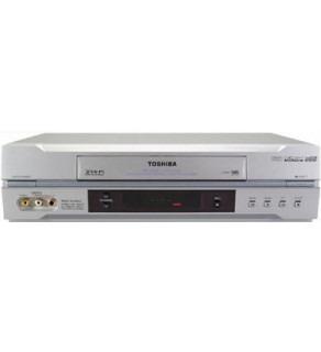 TOSHIBA 6-HEAD HI-FI STEREO MULTI-SYSTEM VCR