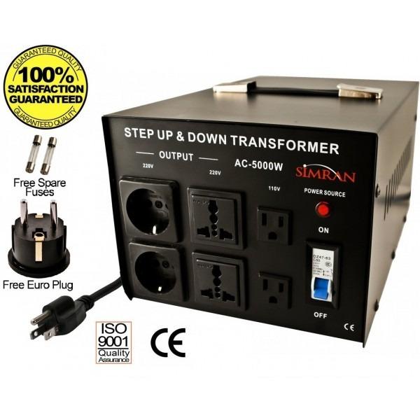 3000w 3000 Watt Step Up//Down Transformer 220//240V to 110//120 Up Down 110 220 MY