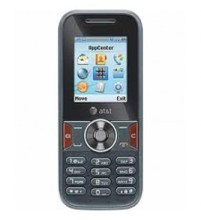 AT&T Huawei U2800A Black Unlocked GSM Phone (Default)