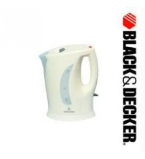 BLACK & DECKER 1.7 LTR KETTLE 220 VOLT