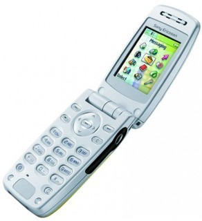 SONYERICSSON TRIBAND GSM PHONE WITH BUILT IN CAMERA