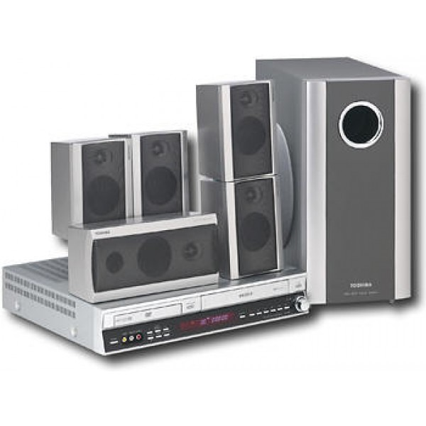 Toshiba Dvd Home Theater System