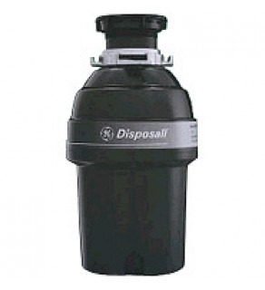 GE 1 HP Garbage Disposals 220 Volts 50 HZ