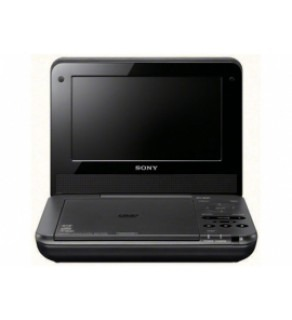 """Sony DVP-FX770 7"""" All Region Portable DVD Player FOR 110-220 VOLTS (Default)"""