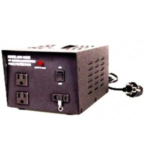 Seven Star TC-500, 500 Watts Step Up and Down Voltage Converter Transformer 110-220 Volts
