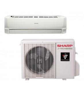 sharp 1200 BTU Split Air Conditioner Powerful Jet & Gentle cool mode 220 Volts
