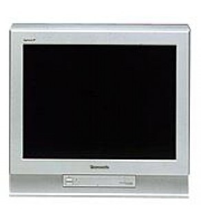 Panasonic Flat Screen 21 Inch Multisystem TV Brand New