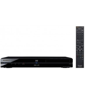 PIONEER BDP-120 REGION FREE BLU-RAY DISC PLAYERS FOR 110-240 VOLTS
