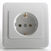 Regvolt Type C E & F Electrical Wall Outlet German Schucko Socket 16 Amp
