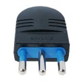 Terminate a Type L Electrical AC Male Power Plug for Italy (Default)