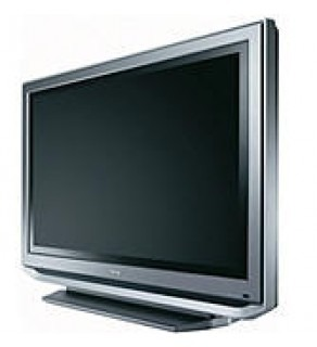 "TOSHIBA 42WP56E 42"" MULTISYSTEM PLASMA TV FOR 110-220 VOLTS"
