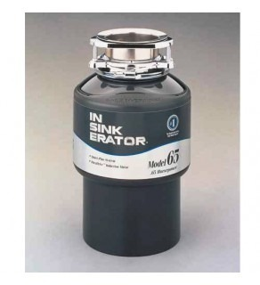 InSinkErator 65HP Dura-Drive? Garbage Disposal 220 Volts