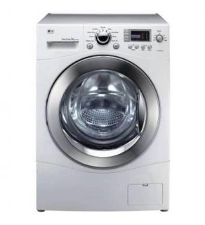 LG WD1485ADP Front Load Washer/Dryer Combo 220 Volts