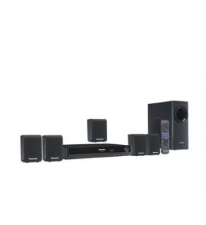 PANASONIC SCPT75 REGION FREE HOME THEATER SYSTEM FOR 110-220 VOLTS